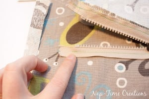 Boys Messenger Bag free pattern and tutorial from Nap-Time Creations 10