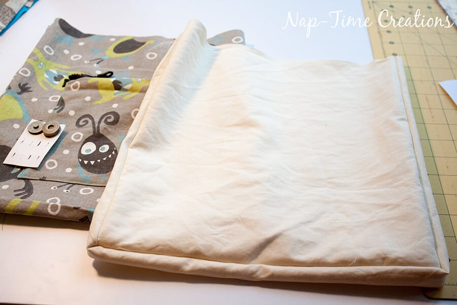 Boys Messenger Bag free pattern and tutorial from Nap-Time Creations 20