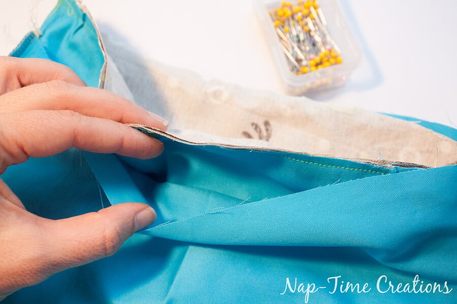 Boys Messenger Bag free pattern and tutorial from Nap-Time Creations 5