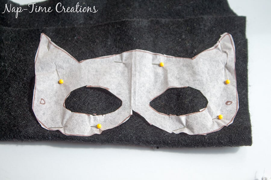 Felt Superhero Masks 9