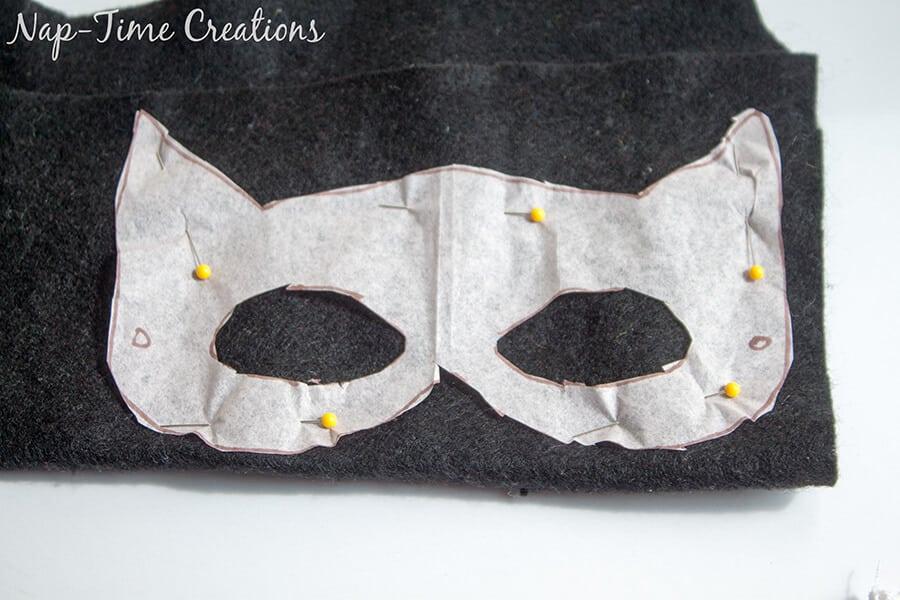 Felt Superhero Masks 9