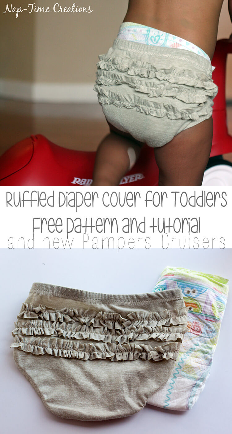 Toddler diaper cover free pattern and my favorite