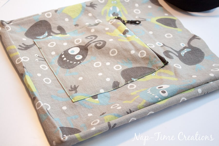 boys messenger bag free pattern and tutorial from Nap-Time Creations 21