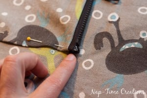 boys messenger bag free pattern and tutorial from Nap-Time Creations 26