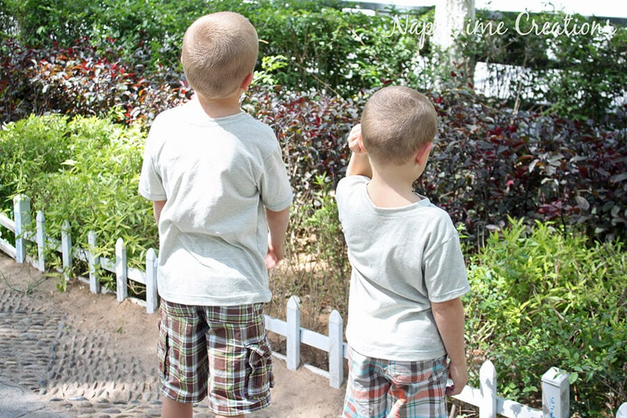 boys summer t-shirt free pattern 11