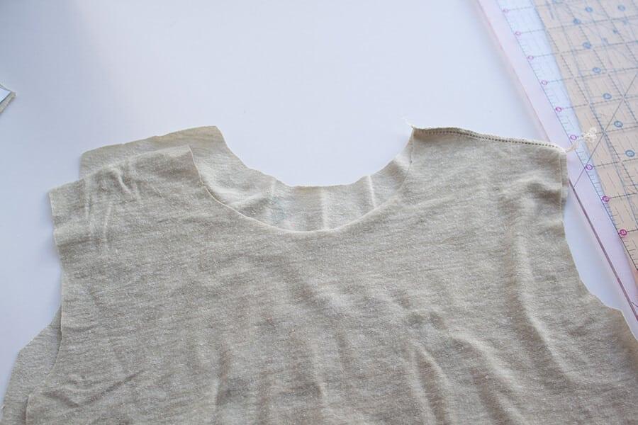 boys summer t-shirt free pattern 8