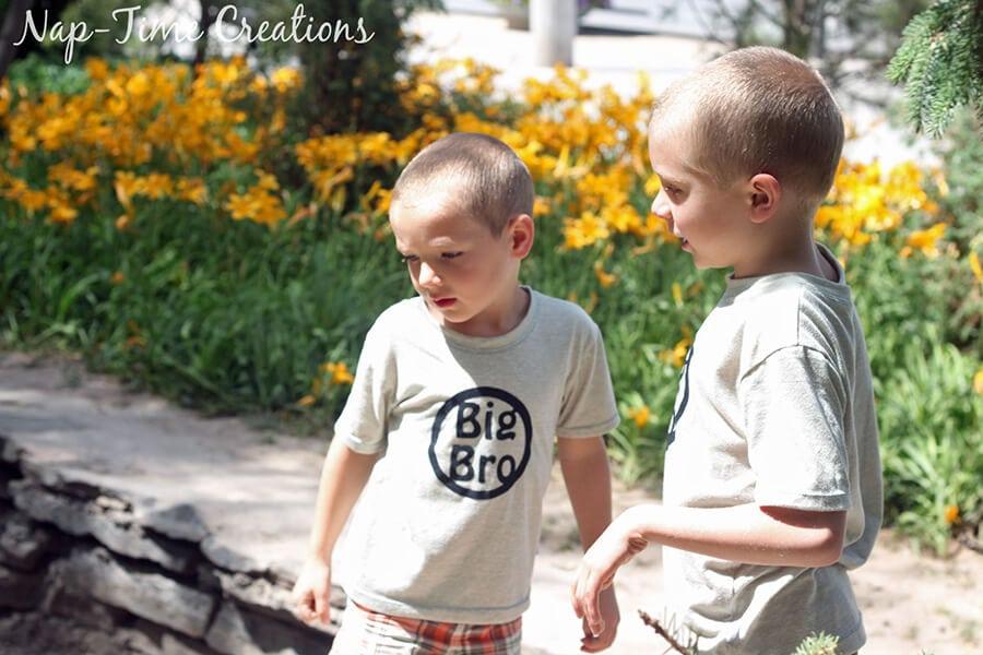 boys summer t-shirt free pattern 9