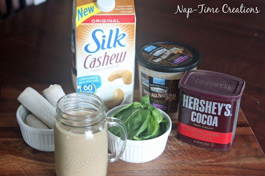 Non-Dairy Smoothies with SILK