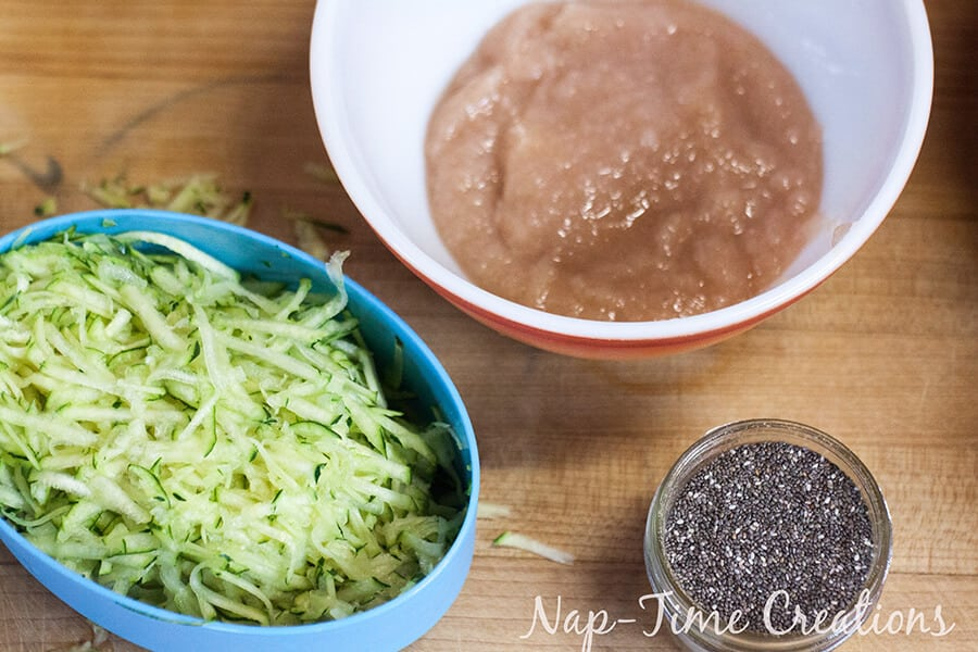 Adding Applesauce To Chocolate Cake Mix