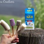 Soothing and Healthy Toddler Teething Popsicles