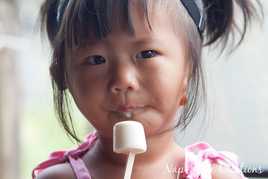 toddler teething popcicles