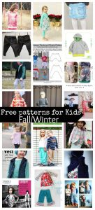 Free patterns for kids