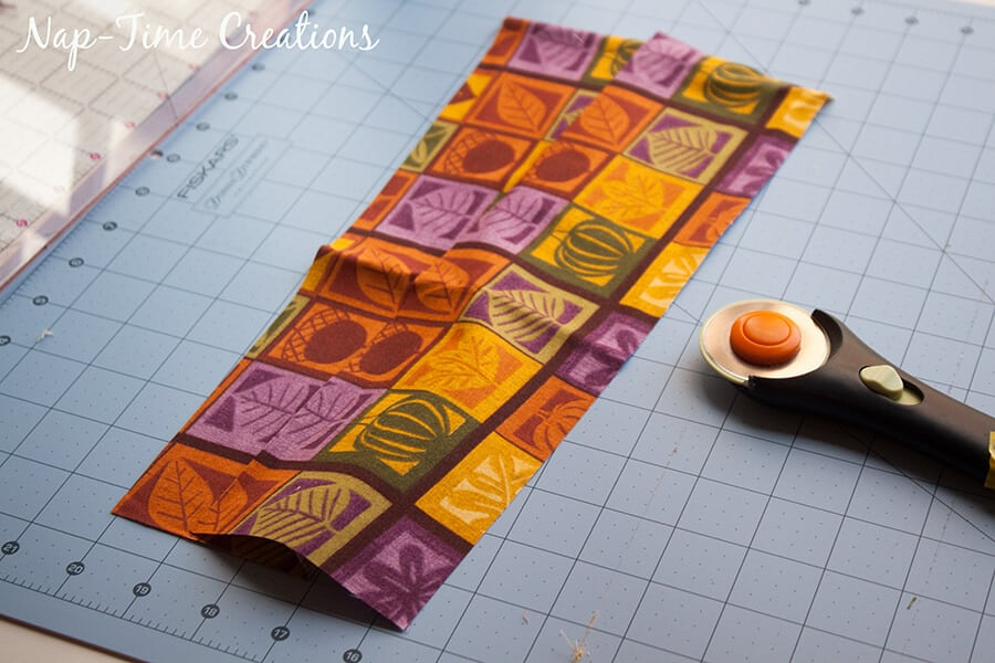 Candle Cosy Tutorial - Sew Cute Candle Assessories for Fall from Nap-Time Creations 7