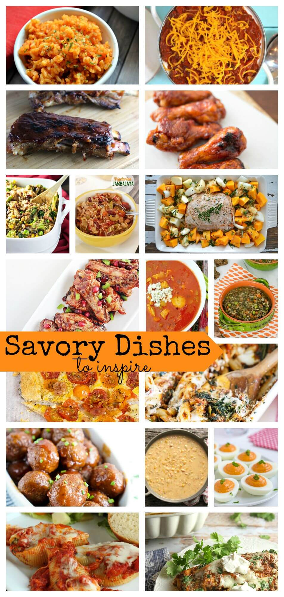 Savory Dishes to Inspire and Create Link Inspire Party