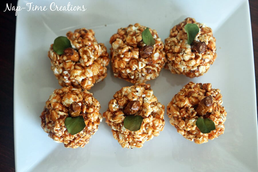 better for you fall popcorn balls4