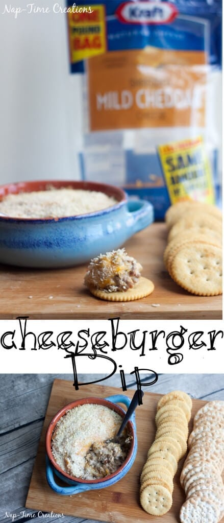 cheeseburger dip recipe2