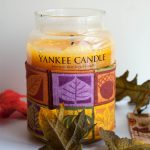 Candle Cozy Tutorial and Fall Yankee Candles