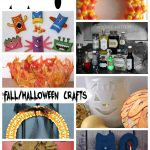 Fall and Halloween Crafts – Create Link Inspire Features