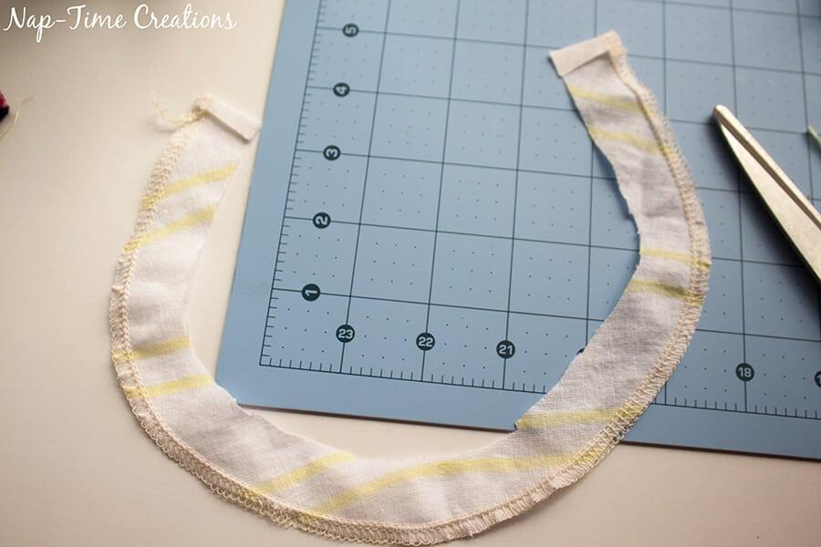 flowing dress tutorial 02
