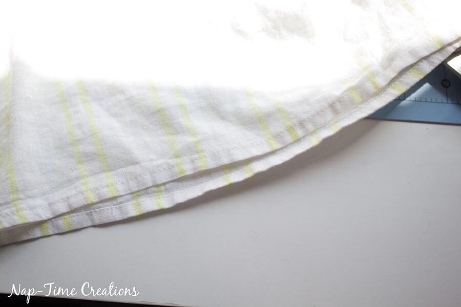 flowing dress tutorial 14