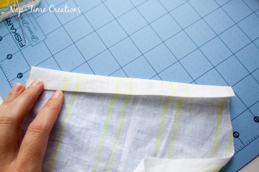 flowing dress tutorial 7