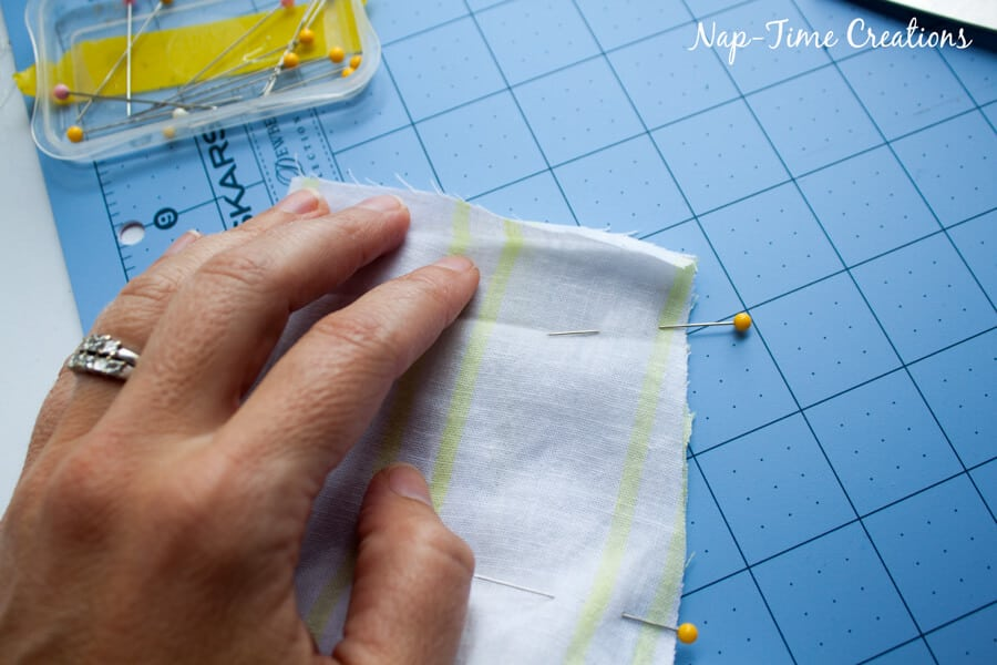 flowing dress tutorial 8