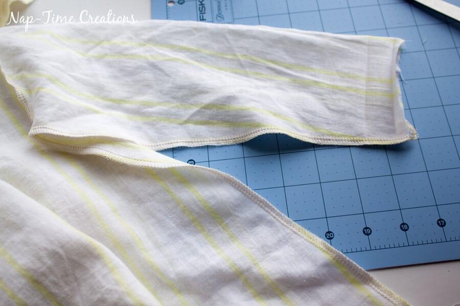 flowing dress tutorial 9