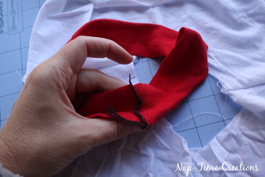long sleeve tutorial 10