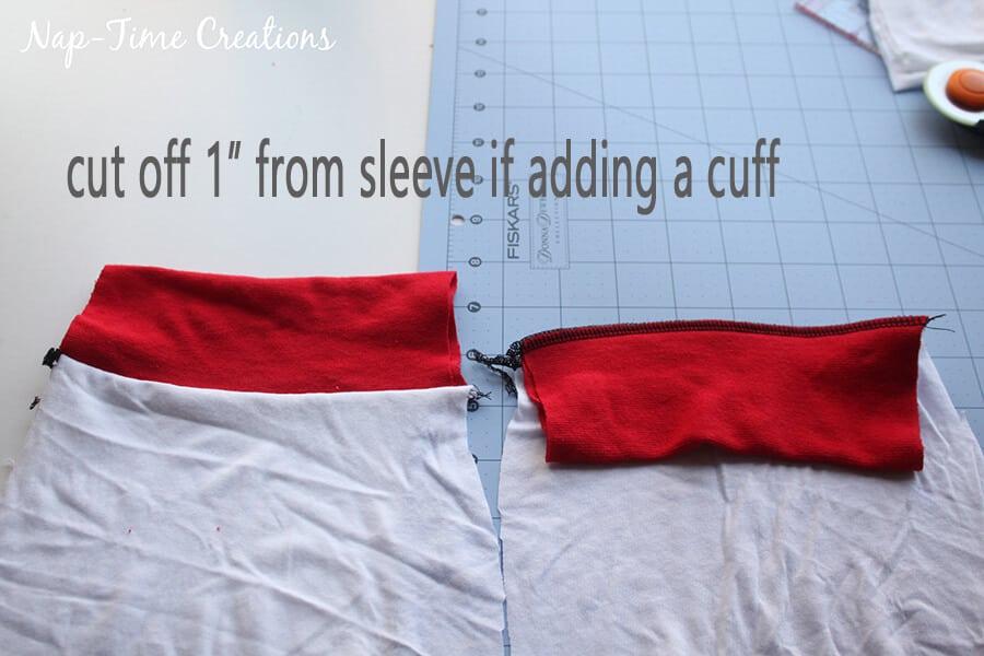 long sleeve tutorial 15