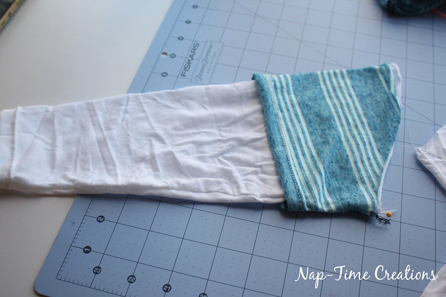long sleeve tutorial 2