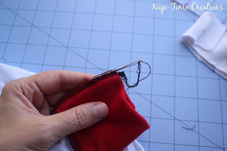 long sleeve tutorial 4