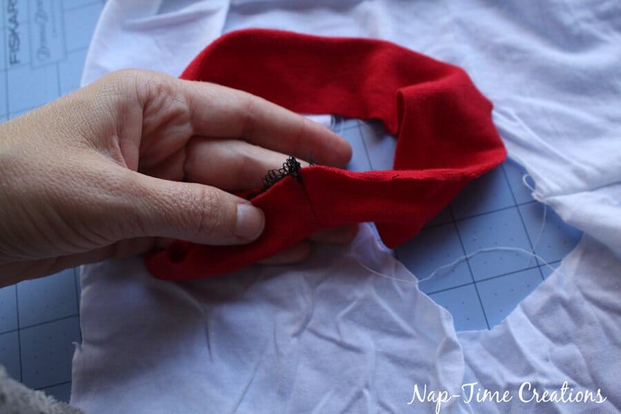 long sleeve tutorial 9