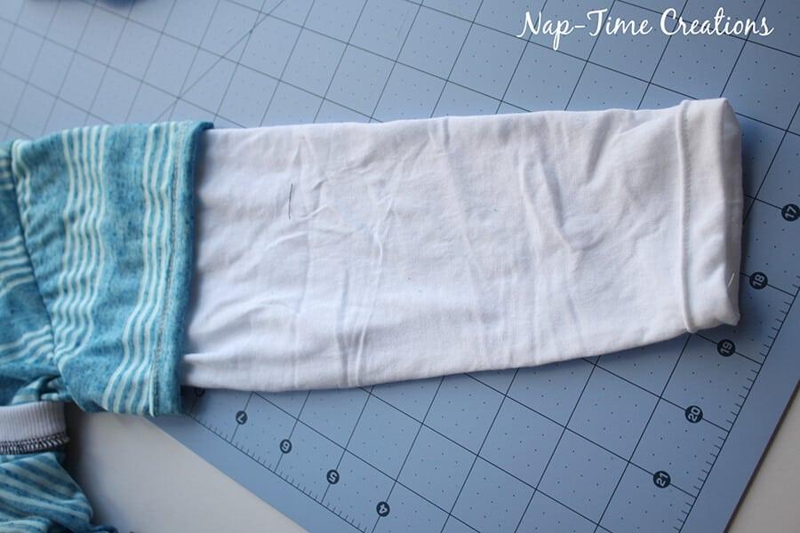 long sleeve tutorial