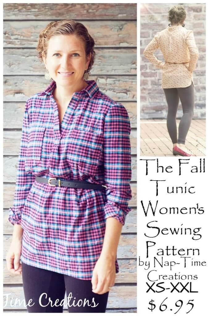 womens fall tunic release