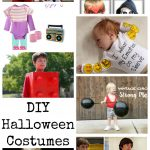 DIY Halloween Costume Ideas {Create Link Inspire Features}