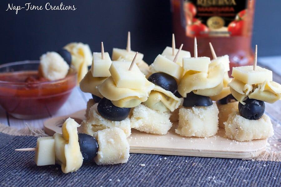 Homemade Gnocchi Appetizer 2