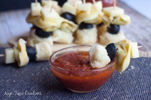 Homemade Gnocchi Appetizer