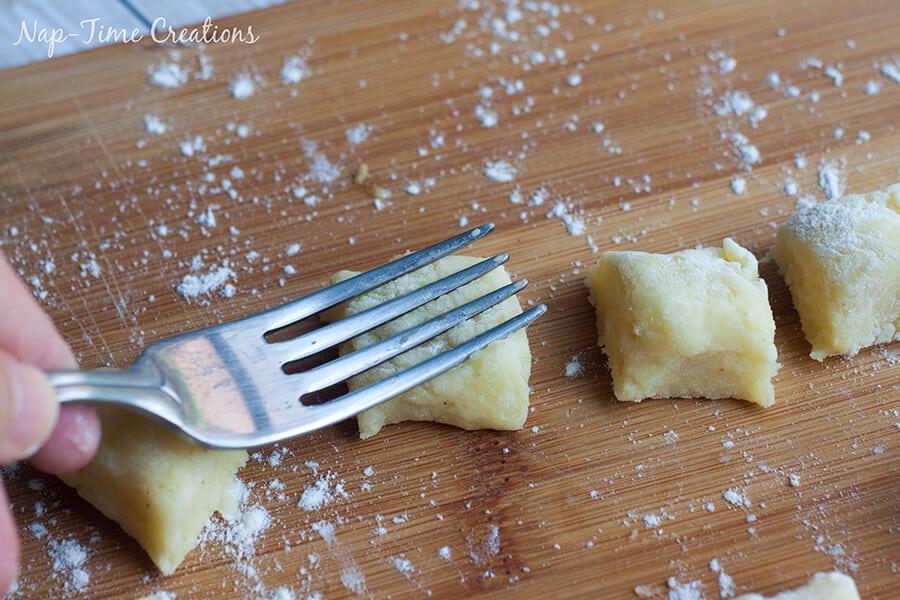 Homemade Gnocchi Appetizer 7