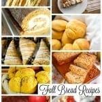 Fall Bread Recipes