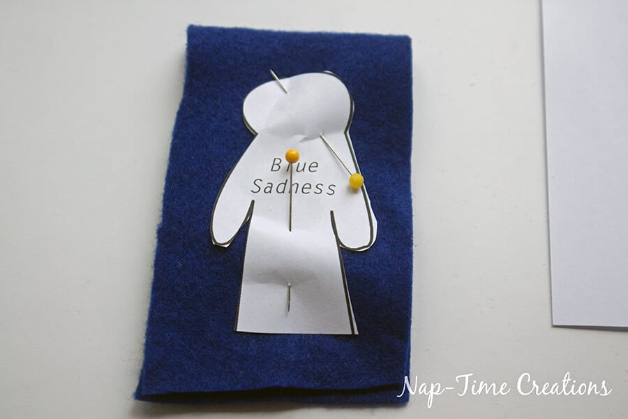 Inside Out Finger Puppets and DVD release #InsideOutEmotions From Nap-Time Creations 5