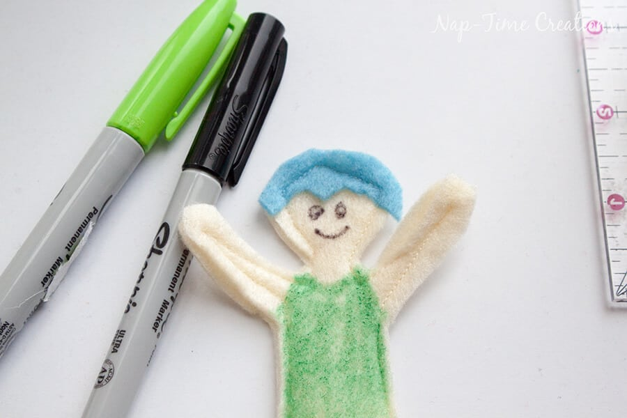Inside Out Finger Puppets and DVD release #InsideOutEmotions From Nap-Time Creations 8