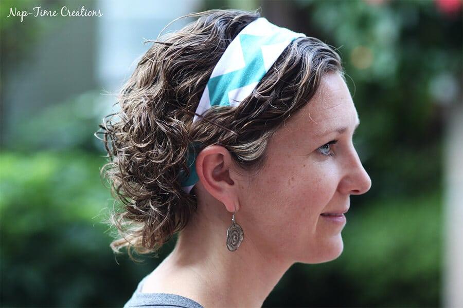 DIY headband