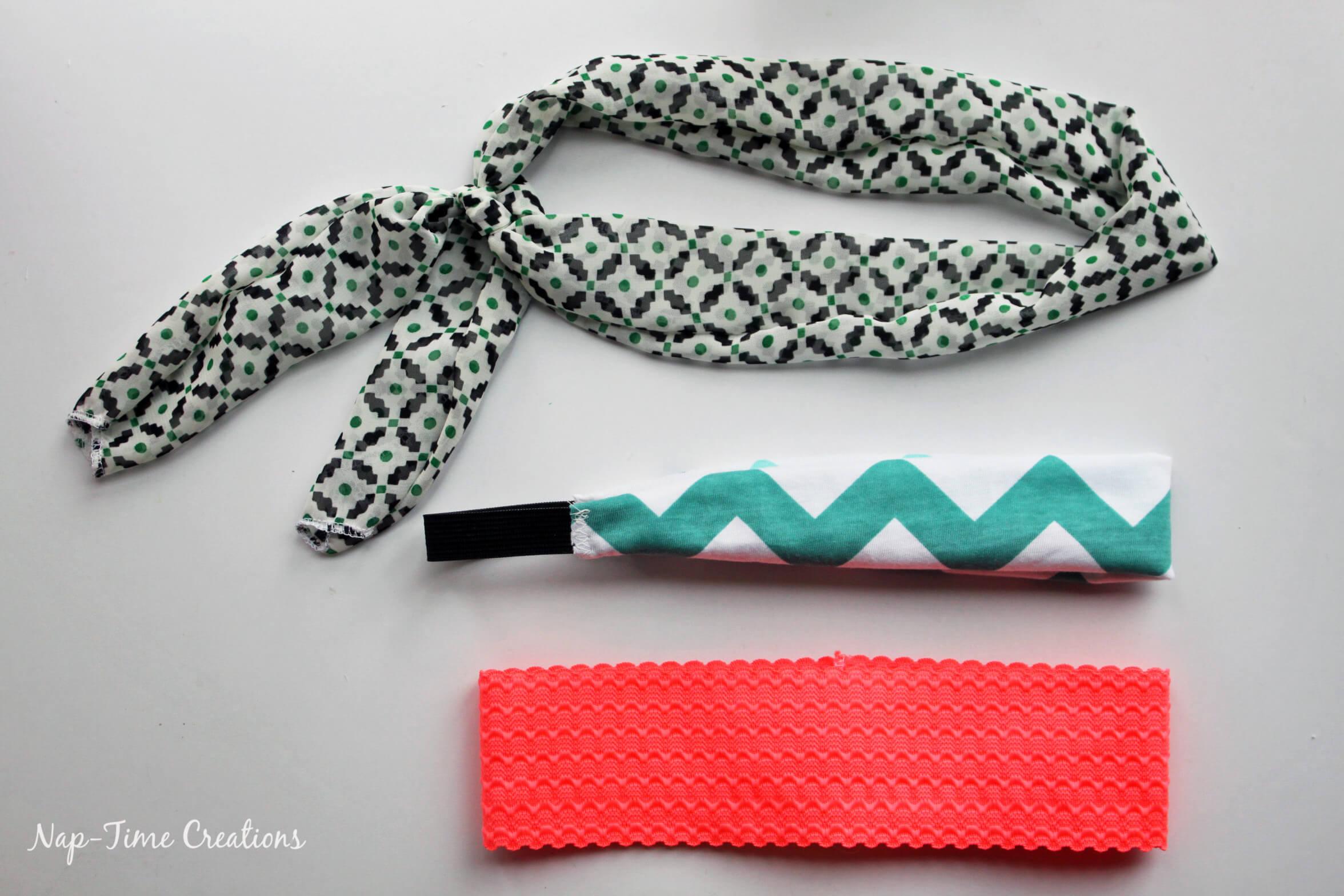 Easy Headbands DIY