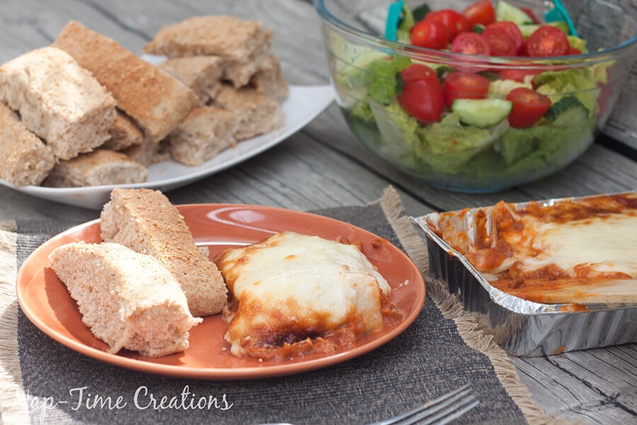 easy and quick whole grain breadsticks 1