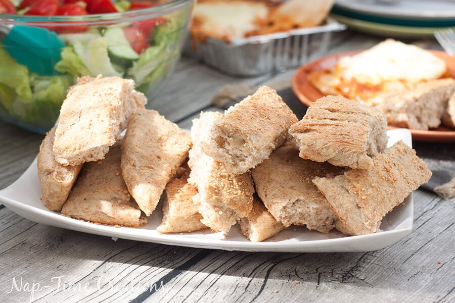 easy and quick whole grain breadsticks 4