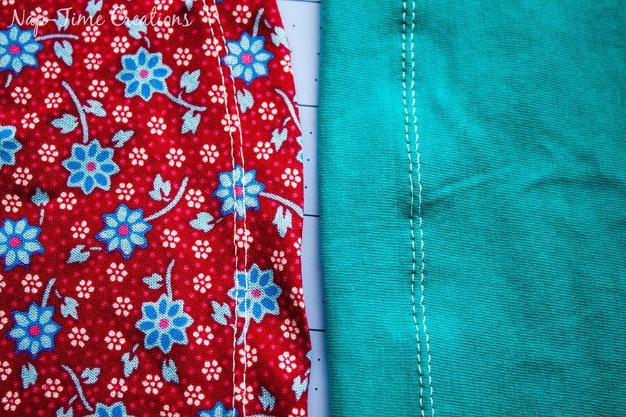 free t-shirt dress pattern 10
