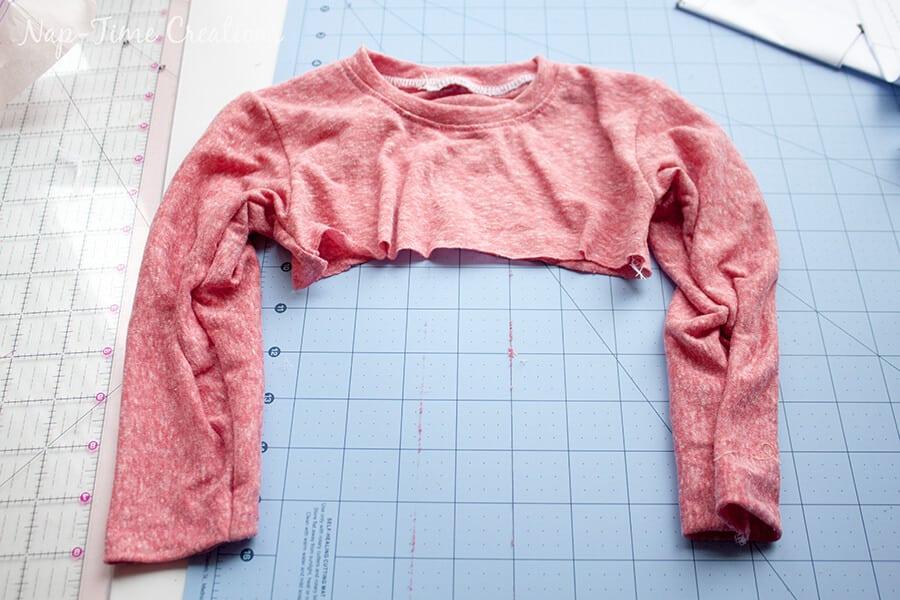 free t-shirt dress pattern 21