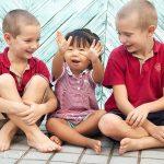 Caramel Apple Dip for National Adoption Month