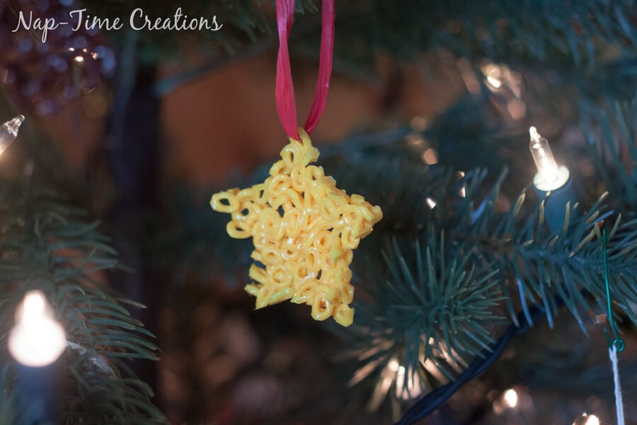 perler bead Christmas Ornament 5