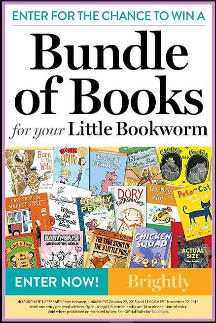 read brightly giveaway win a bundle of books for your little ones. Books are the best gift you can give, WIN some now. Giveaway!!